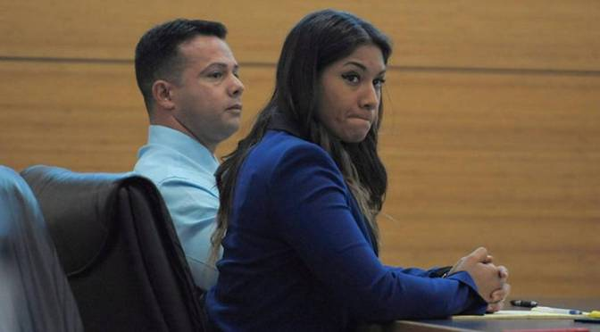 Couple Found Guilty of Having Sex on Florida Beach