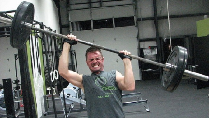 Dropping Weights is Uncalled for, Crossfit